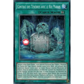 DOCS-FR094 Dark Contract with the Swamp King Common Continuous Spell Card