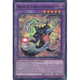 BOSH-FR093 Dragon du Carnage Chimeratech Super Rare
