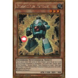 PGL3-FR002 Robot Changeur Gold Secret Rare Effect Monster