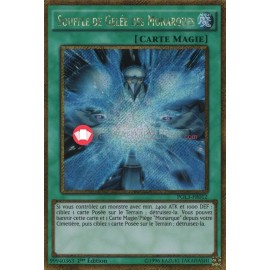 PGL3-FR012 Souffle de Gelée des Monarques Gold Secret Rare Normal Spell Card
