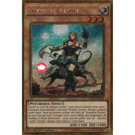 PGL3-FR024 Fermière Kozmo Gold Secret Rare Effect Monster