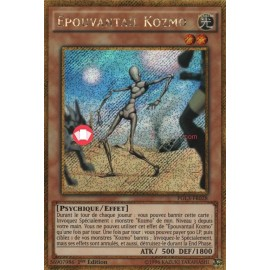 PGL3-FR028 Épouvantail Kozmo Gold Secret Rare Effect Monster