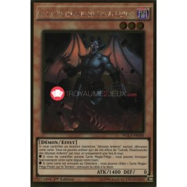 PGL3-FR048 Calcab, Malebranche des Abysses Ardents Gold Rare Effect Monster