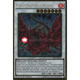 PGL3-FR059 Dragon Rose Noire Gold Rare Effect Synchro Monster