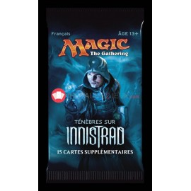 Booster Français Magic Ténèbre Sur Innistrad Magic the Gathering MTG SOI