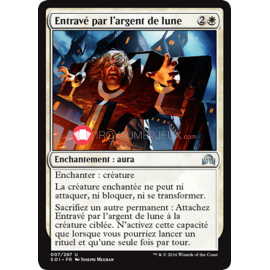 SOI-7/297 Entravé par l'argent de lune Bound by Moonsilver Enchantement