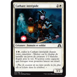 SOI-11/297 Cathare intrépide Dauntless Cathar Créature
