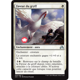 SOI-20/297 Faveur du gryff Gryff's Boon Enchantement