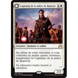 SOI-21/297 Capitaine de la milice de Hanweir Hanweir Militia Captain Créature