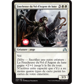 SOI-36/297 Faucheuse du Vol d'argent de lune Reaper of Flight Moonsilver Créature