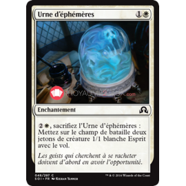 SOI-48/297 Urne d'éphémères Vessel of Ephemera Enchantement