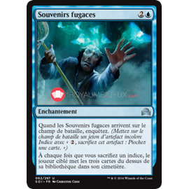 SOI-62/297 Souvenirs fugaces Fleeing Memories Enchantement