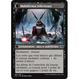 SOI-97/297 Malédiction infectieuse Infectious Curse Enchantement