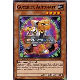 PHSW-FR022 Guerrier Automate