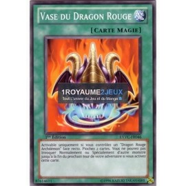 EXVC-FR046 Vase du Dragon Rouge