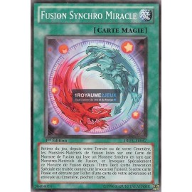 DREV-FR057 Fusion Synchro Miracle Commune Magie