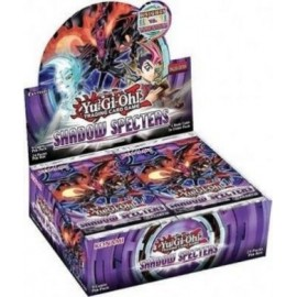 24 Boosters Yu-Gi-Oh! Spectres de l'Ombre