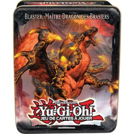 Tin Box Yu-Gi-Oh ! 2013 Blaster, Maître Dragon Des Brasiers (Vague 1) VF