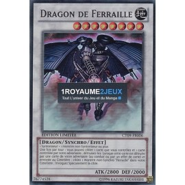 CT09-FR006 Yu-Gi-Oh ! Carte Dragon de Ferraille