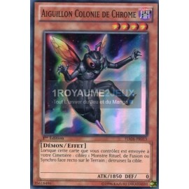 HA06-FR015 Aiguillon Colonie de Chrome [Super Rare]