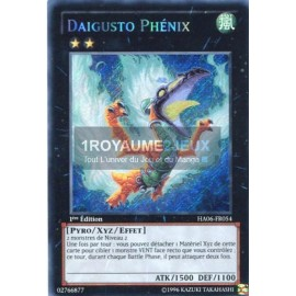 HA06-FR054 Daigusto Phénix [Secret Rare]