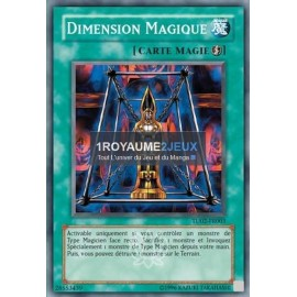 TU02-FR003 Dimension Magique Super Rare