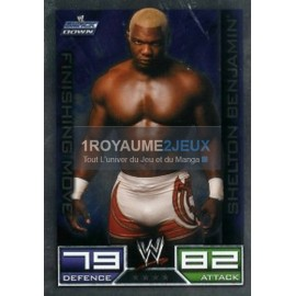 Finition Shelton Benjamin