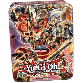 Tin Box Yu-Gi-Oh ! 2014 MEGA Tin Box Bujin VF