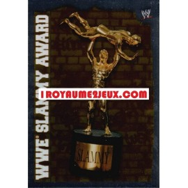 WWE Slammy Award