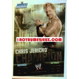 Champion Chris Jericho