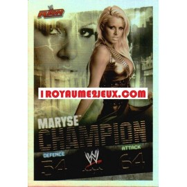Champion Maryse