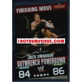 Jack Swagger - Gutwrench Powerbomb