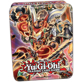 Tin Box Yu-Gi-Oh ! 2014 MEGA Bujin version (EN) Reconditionnée à Collectionner