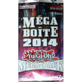 Booster Yu-Gi-Oh! MEGA TIN 2014 (MP14) Plus Cadeau