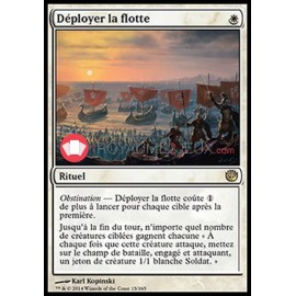 Déployer la flotte