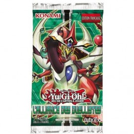 3 Boosters Yu-Gi-Oh! L'alliance des Duellistes (DUEA)