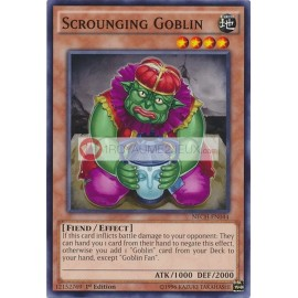 NECH-EN044 Scrounging Goblin Common Effect Monster