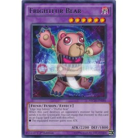 NECH-EN046 Frightfur Bear Rare Fusion Monster