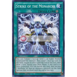 NECH-EN067 Strike of the Monarchs Common Quick-Play Spell Card