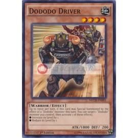 NECH-EN093 Dododo Driver Common Effect Monster