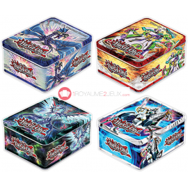 Tin Box Yu-Gi-Oh! CT08 Reconditionné + 5 boosters + 1 Super Rare