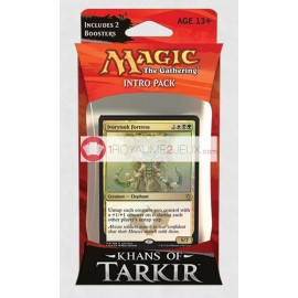 Magic The Gathering - Khans of Tarkir - Pack introduction ABZAN SEIGE