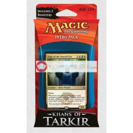 Magic The Gathering - Khans of Tarkir - Pack introduction JESKAI MONKS