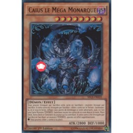 SECE-FR035 Mega Monarch monster