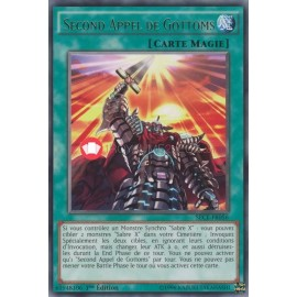 SECE-FR056 Gottoms Spell Card